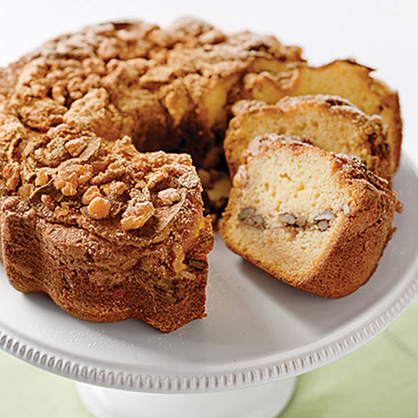 Granny Smith Coffee Cake